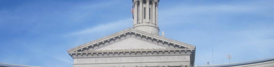 Denver County Criminal Background Check