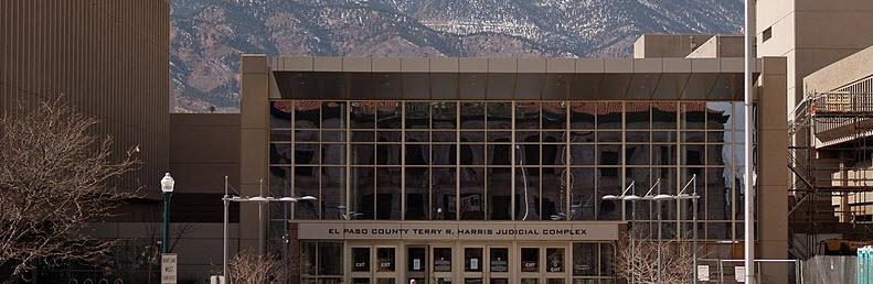 El Paso County Criminal Background Check